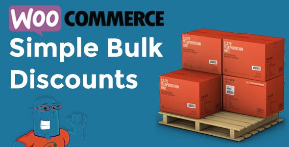 WooCommerce Simple Bulk Discounts