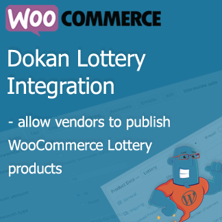 Dokan - WooCommerce Lottery Integration